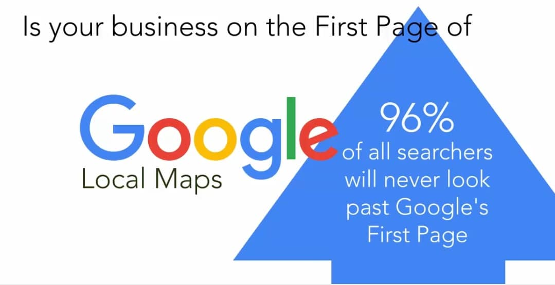 Is Your Business On The First Page Of Google
